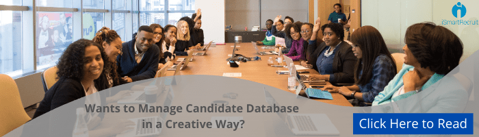 11 tips to manage the candidate database