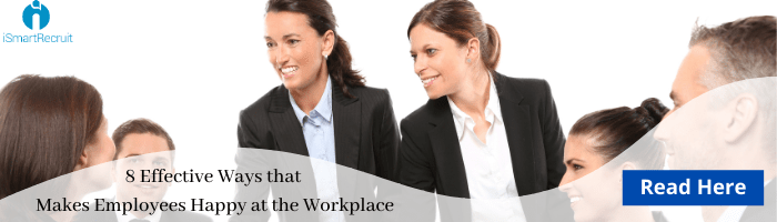 8 ways to make employee happy at workplace