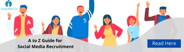 A to Z guide for social media recruitment