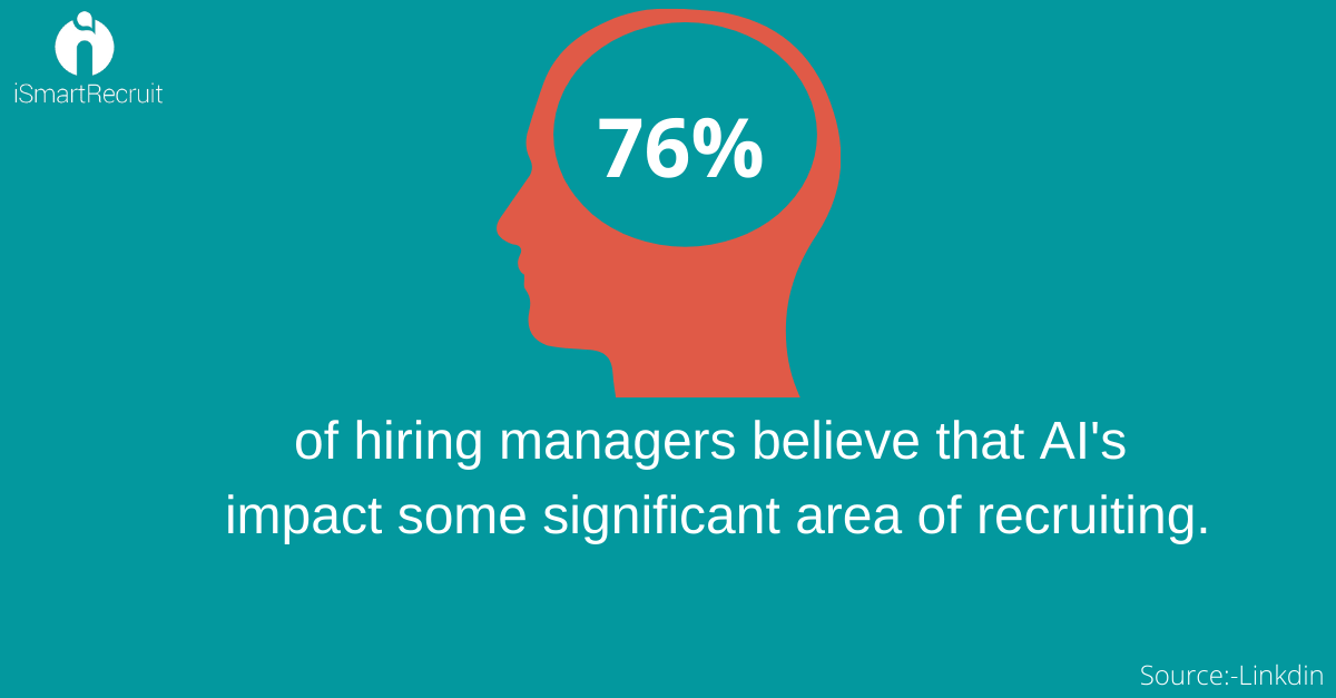 Fact about artificial intelligence in recruitment