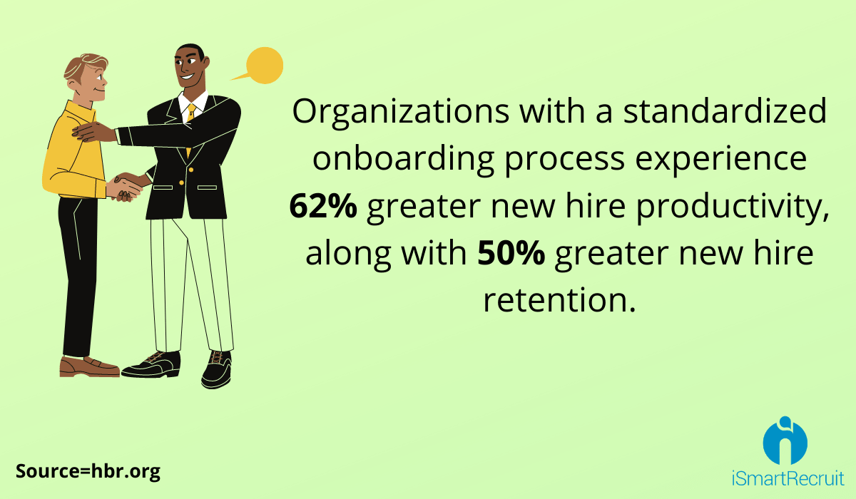 Fact about onboarding process