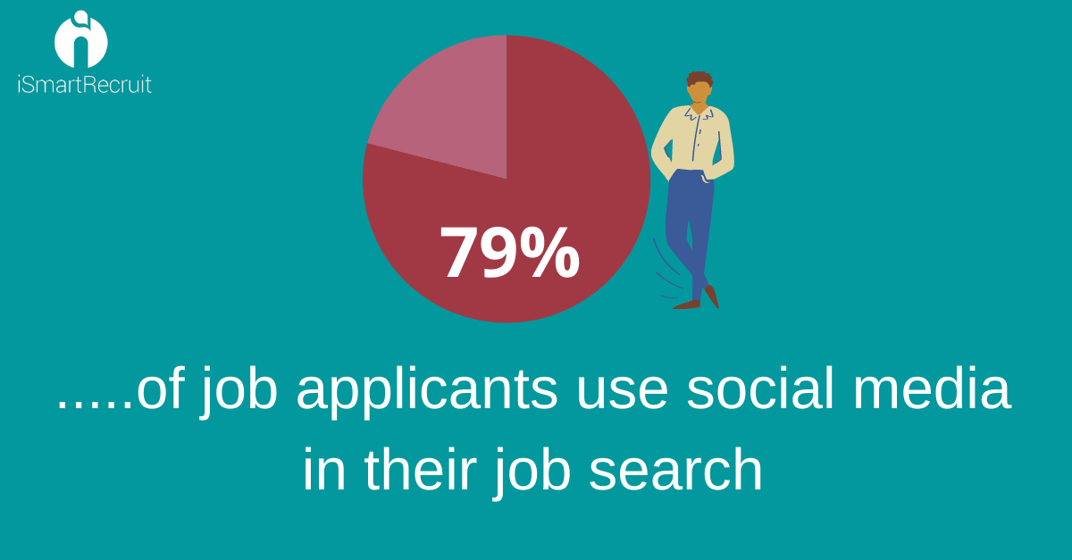 job seeker use social media for the job search