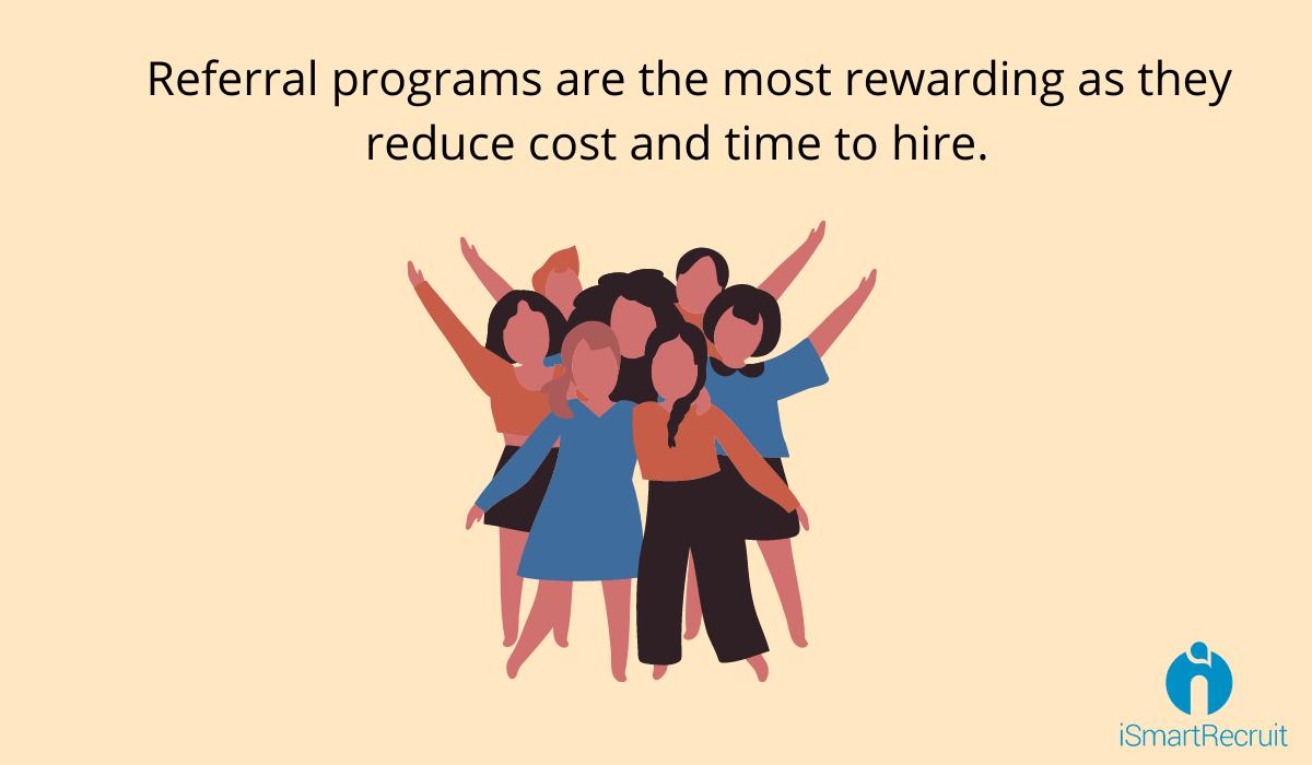 Referral programs