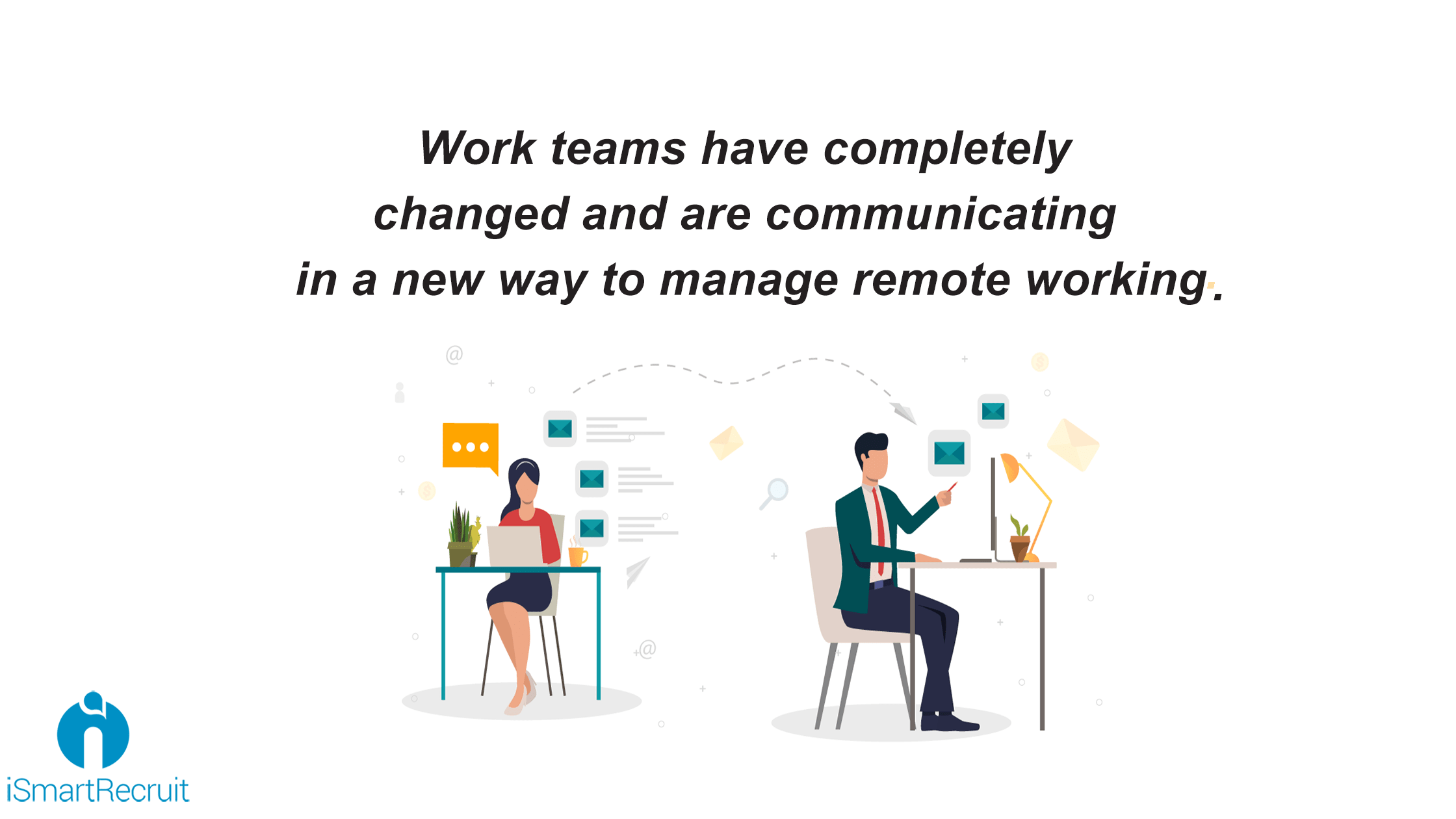 Work teams have completely changed