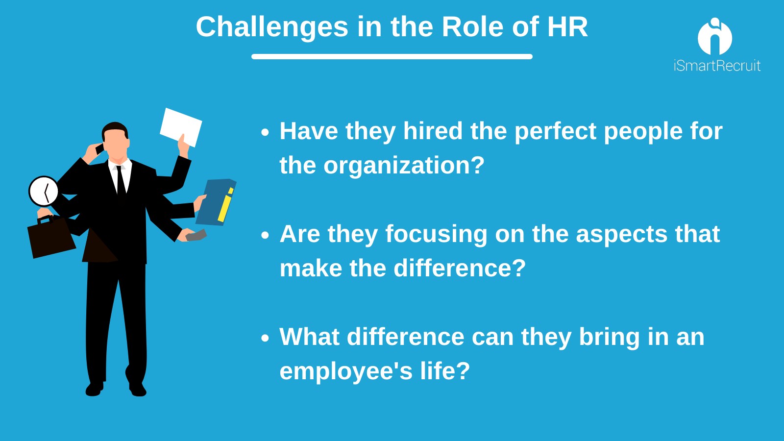 challenges in the role of HR
