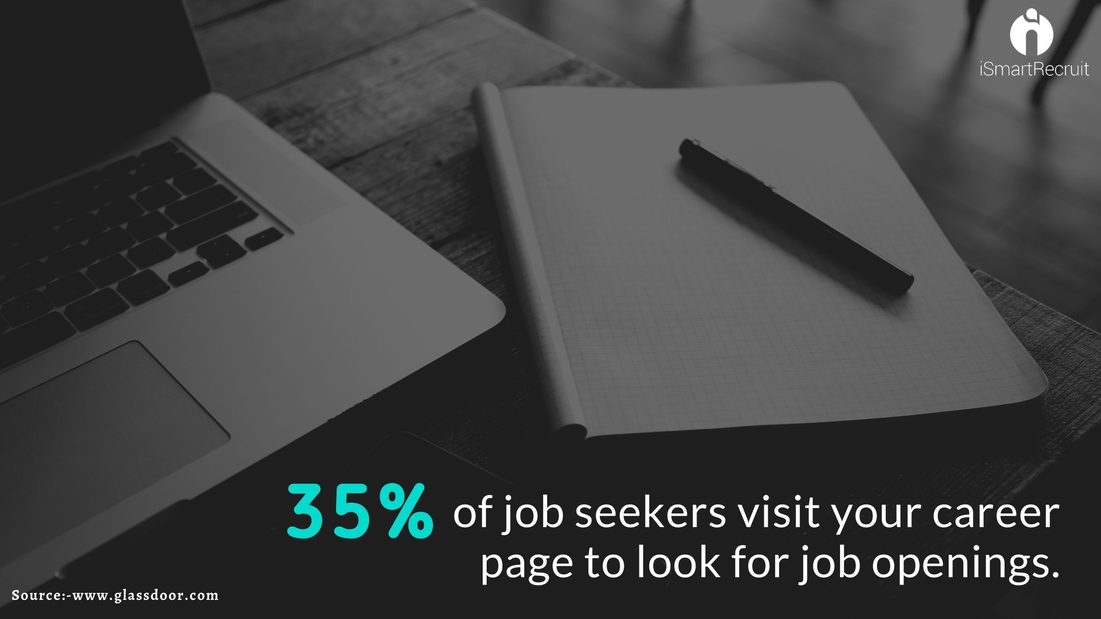 job seekers visit your career page to look for job openings