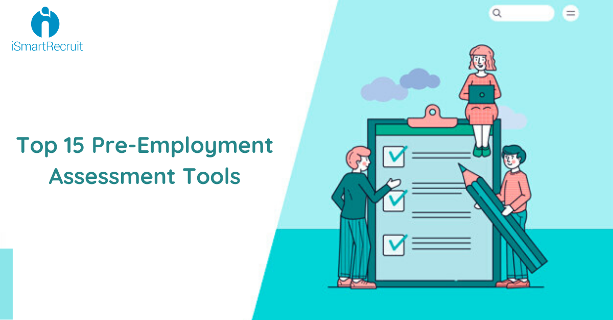 Top 15 Pre-Employment Assessment Tools