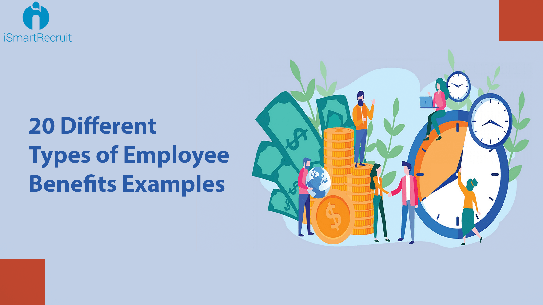 20 Different Types of Employee Benefits Examples